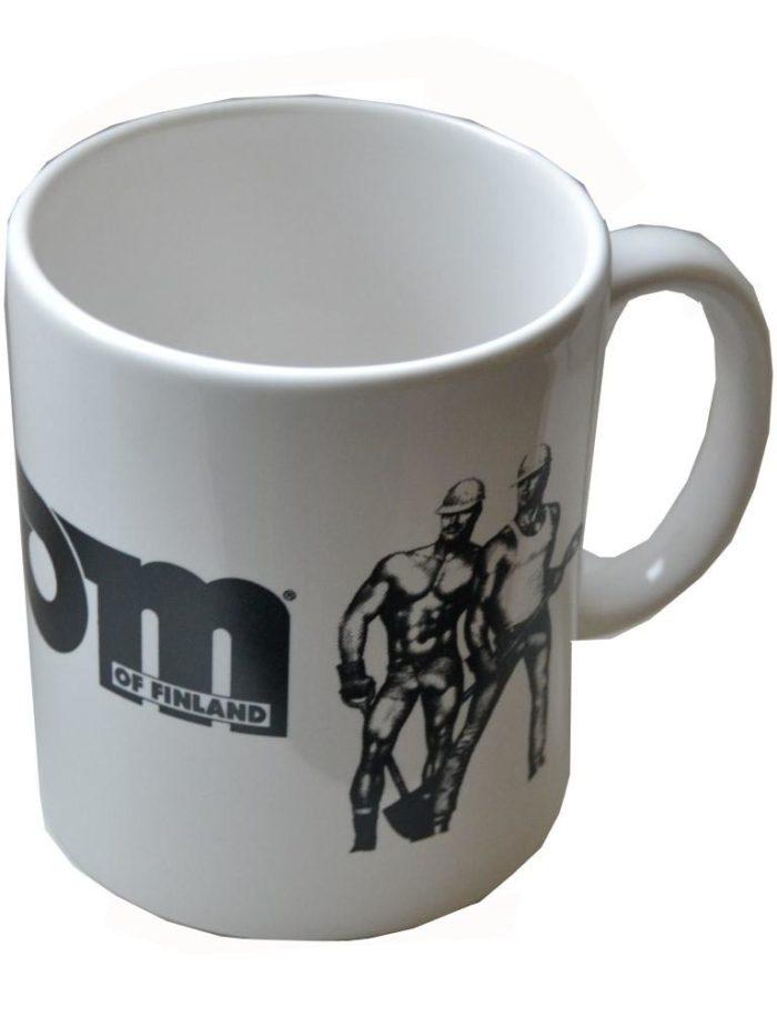 Tom of Finland Duo Lifeguard & Workmen Coffee Mug
