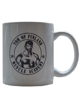 Tom of Finland Muscle Academy Coffee Mug