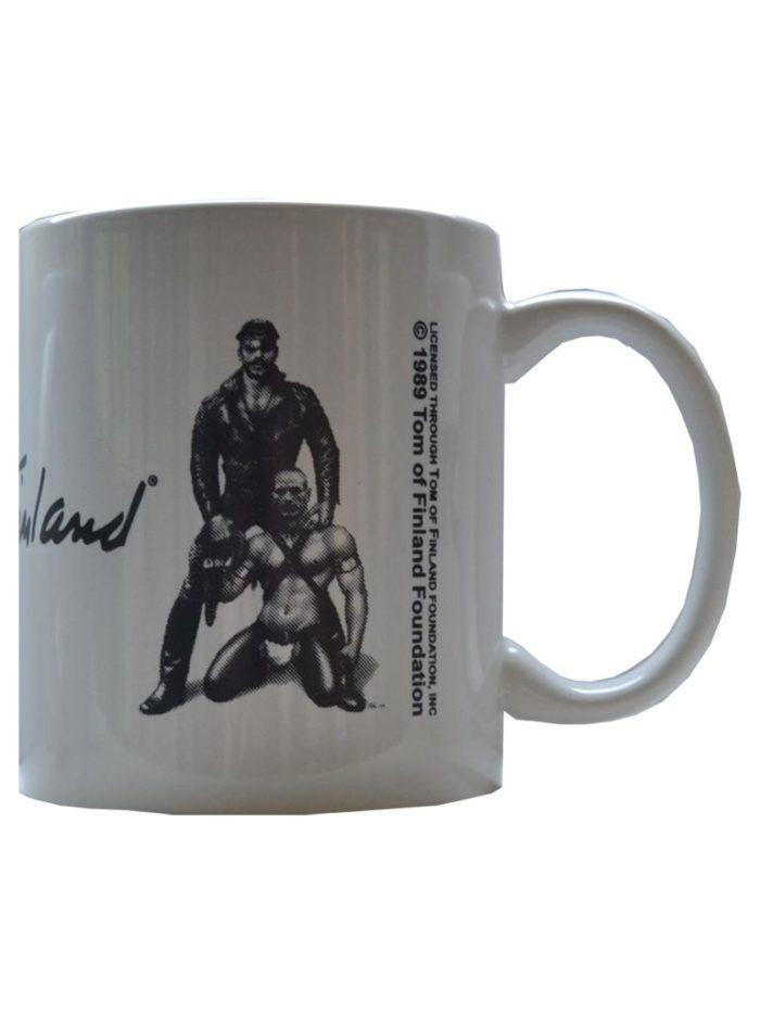 Tom of Finland Leathermen Coffee Mug
