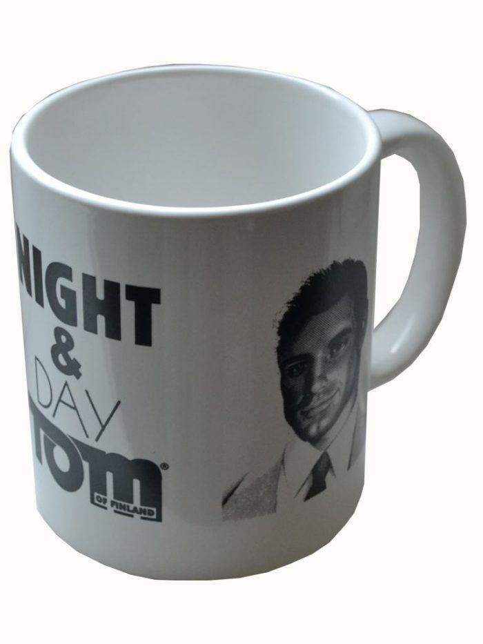 Tom of Finland Night & Day Coffee Mug
