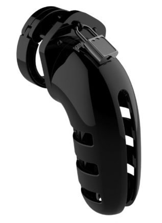 ManCage Chastity Cock Cage #06 Black 5,5 inch