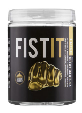 Fist It Waterbased Fisting Lubricant 500 ml