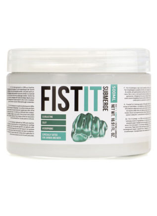 Fist It Submerge Waterbased Fisting Lubricant 500 ml