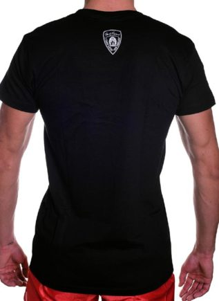 Tom of Finland Motorcycle T-Shirt Black Extra Large