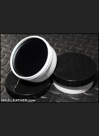 Mr. S Black Leather Dubbin