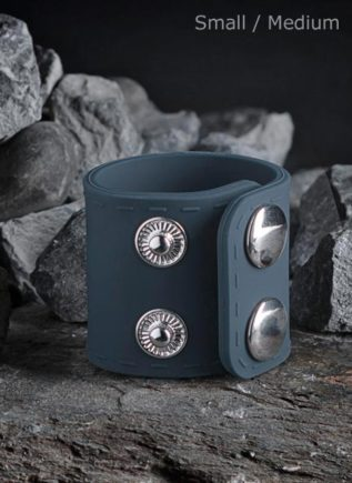 Boners Silicone Adjustable Ball Strap Grey Large