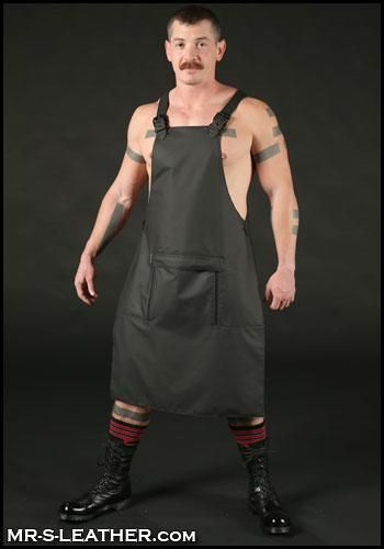 Mr. S FuckGear Butcher's Apron