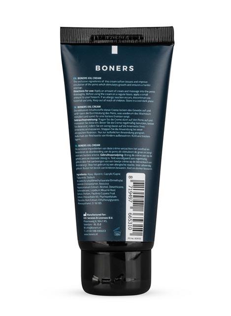 Boners Penis XXL Cream 100 ml