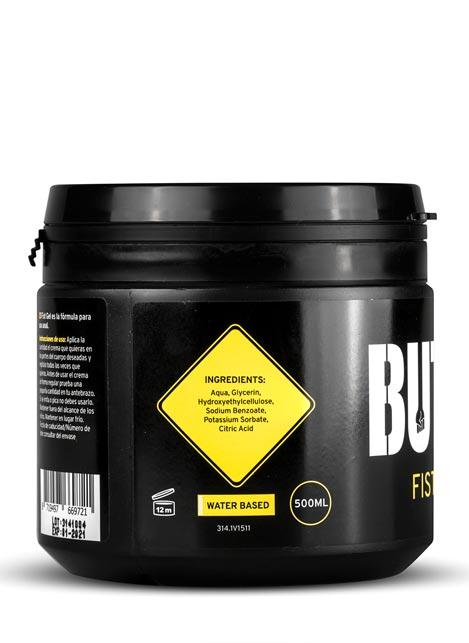 BUTTR Fisting Gel 500 ml