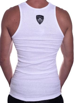 Tom of Finland Master Tank Top White Small