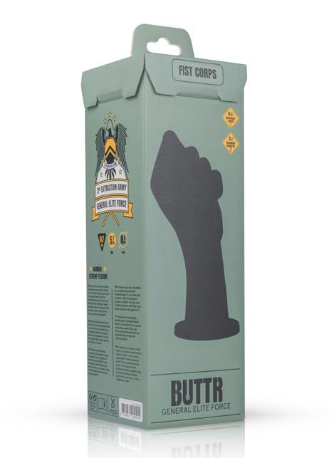 BUTTR Fist Corps Dildo 230 x 86 mm