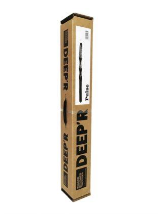 HAM'R DEEP'R Tsunami PVC Black 64 x 4-8,5 cm