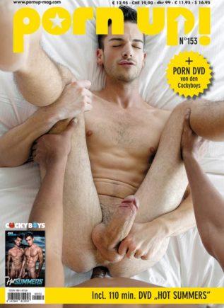 Porn Up Magazine #153