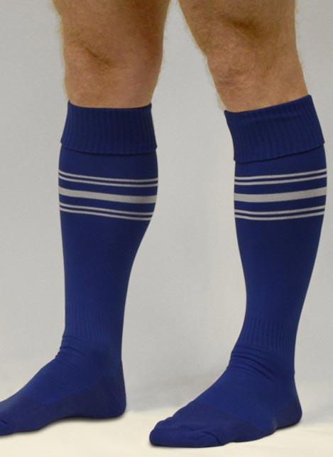 Fetish Gear Sport Socks White