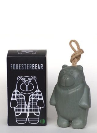 Nicebear Soap on a String Foresterbear