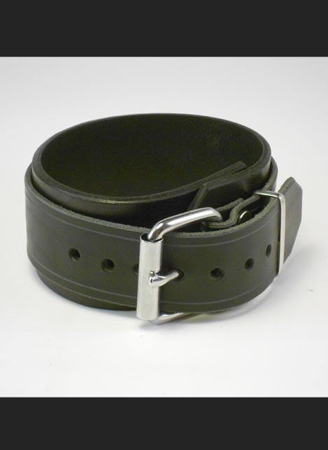 Leather Buckle Bicep Strap