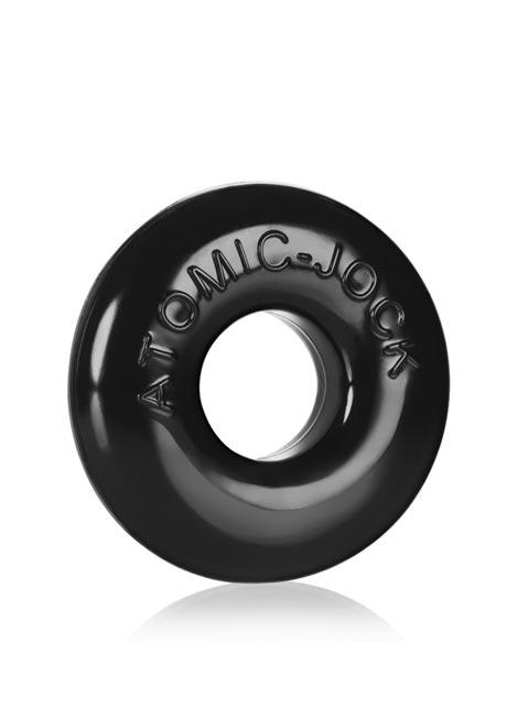 Oxballs Ringer 3-Pack Cockring TPR Black