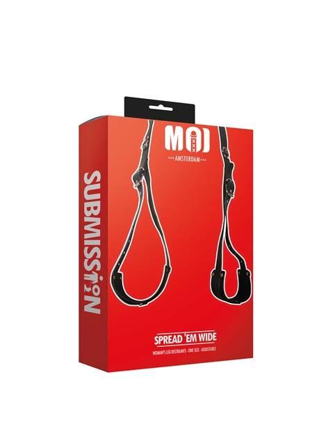 MOI Submission Spread 'Em Wide Leg Restraints