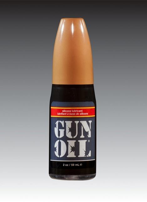 Gun Oil Silicone Lubricant 237 ml