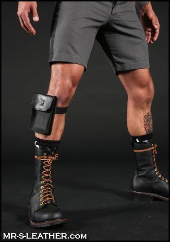 Mr. S Leather Versatile Phone Holster