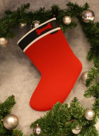 Mr. S Neoprene Bone Stocking Red