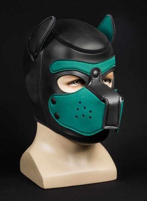 Mr. S Neoprene Puppy Hood Hunter Custom