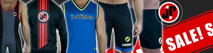 Jockfighters-Banner sale