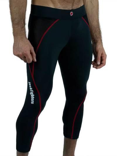 Jockfighters See through leggings black medium