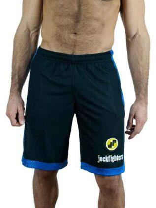 Jockfighters Basketball shorts black small