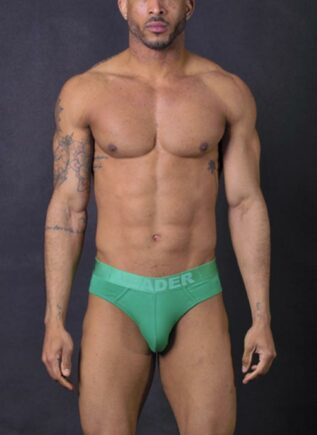 Leader Luxury Brief Blue Large