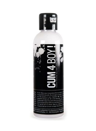 Cum 4 Boy! Hybrid Cum-like Lubricant 100 ml