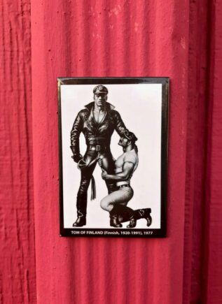 Tom of Finland Magnet Master and Sub