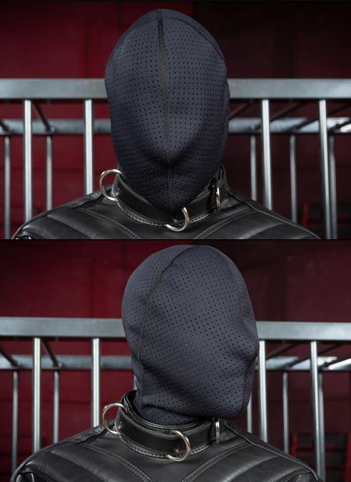 Mr. S Neo Air Mesh Anonymous Hood Medium