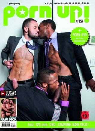 Porn Up Magazine #157