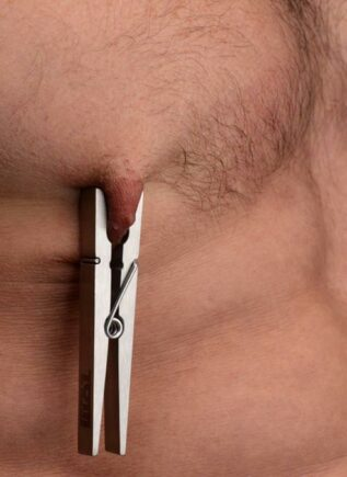 Tom of Finland Bro's Pin Nipple Clamps