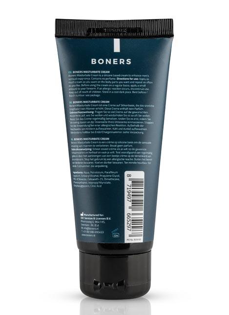 Boners Masturbation Cream 100 ml