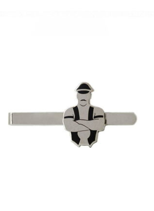 Master of the House Tie Clip Master
