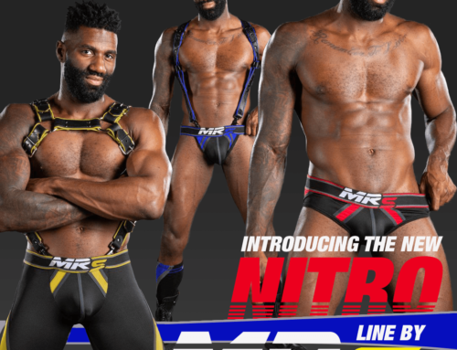 Mr. S Leather Nitro Gear