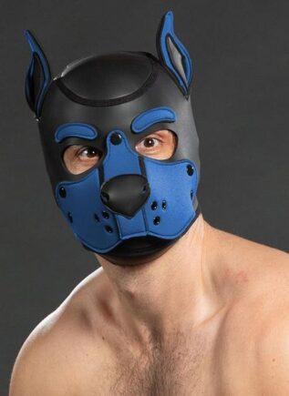 Mr. S Neo K9 Hood Cobalt Blue Small