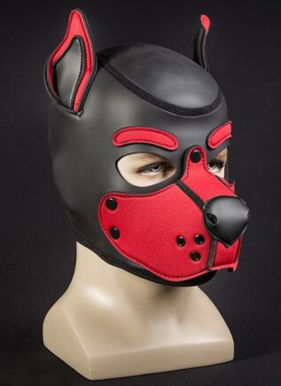Mr. S Neo K9 Hood Red Medium