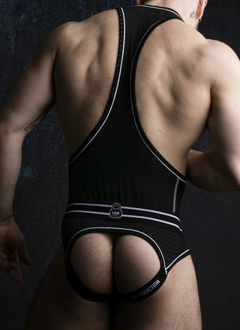 Locker Gear Backless Body White Medium