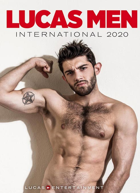 Calendar 2020 Lucas Men International
