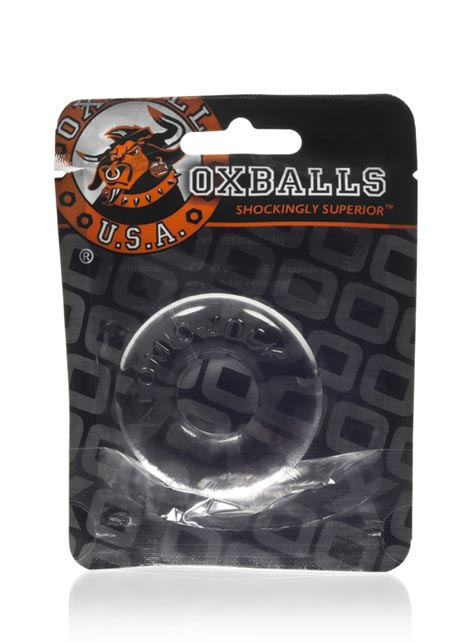 Oxballs Do-Nut 2 Large Cock Ring TPR Red