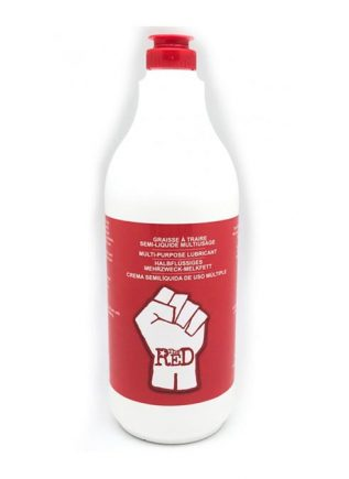 The Red Multi-Purpose Fisting Lubricant 1000 ml