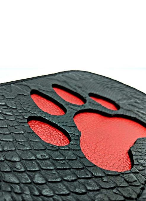 Black Label Puppy Paw Paddle