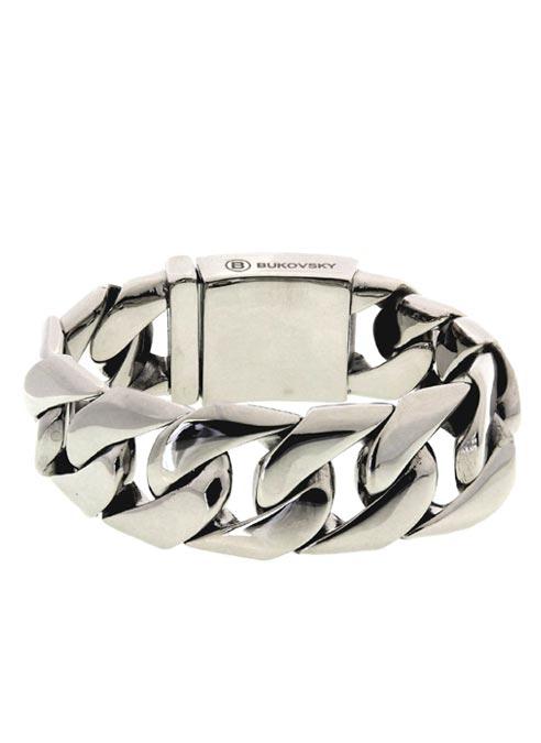 Bukovsky Bracelet Force Polished - 23 cm