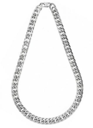 Bukovksy Chain Gourmette Deluxe Polished - 59 x 1,3 x 0,6 cm
