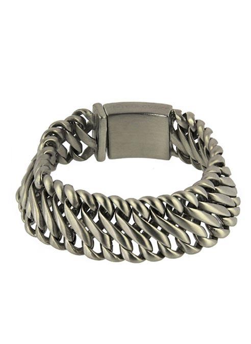 Bukovsky Bracelet Elegance Small Brushed - 19 cm