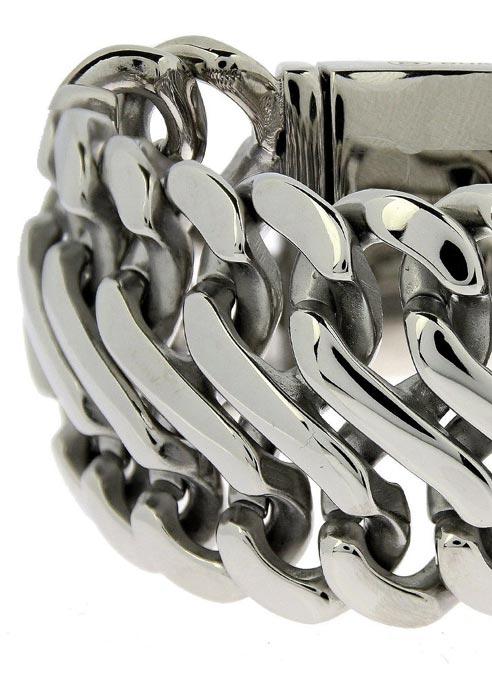 Bukovsky Bracelet Elegance XL Polished - 20 cm
