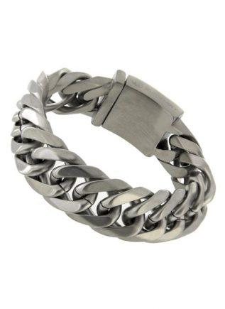 Bukovsky Bracelet Chase Brushed - 20 cm